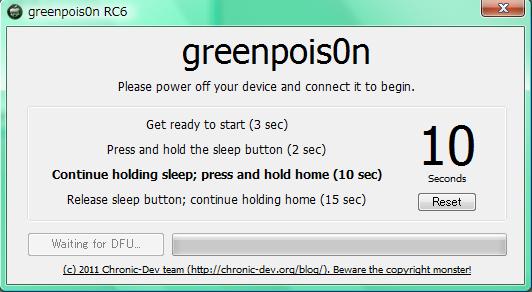 Greenpois0n3